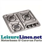 HB 3400 3 burner built in hob